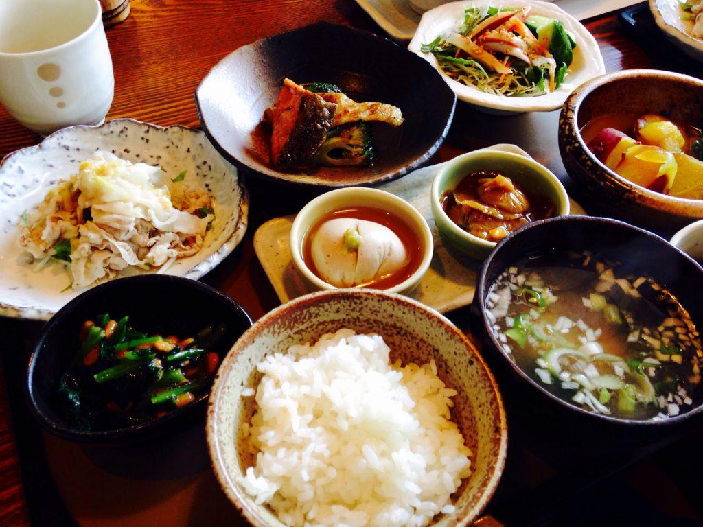 お腹ダイエット3:食事療法