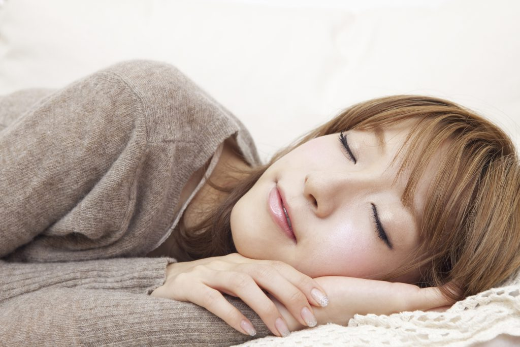 短期間ダイエット中は良質な睡眠を