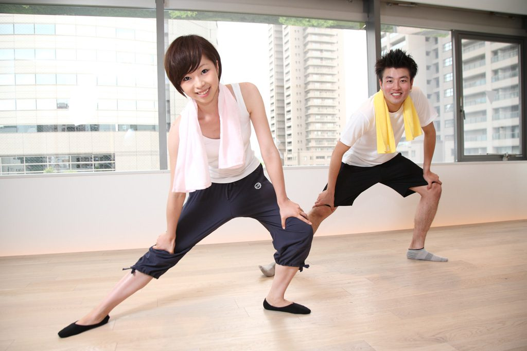 短期間ダイエット中の運動
