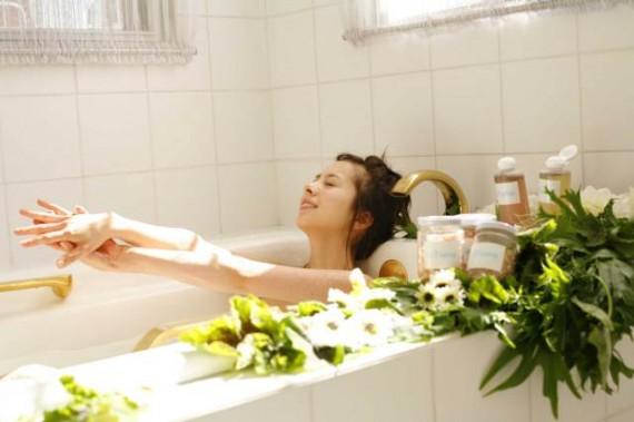 入浴で消費カロリーアップ