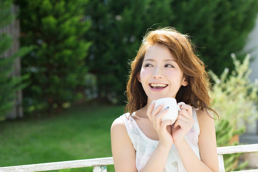 お茶ダイエットは、痩せるだけでなく、美容や健康にも◎