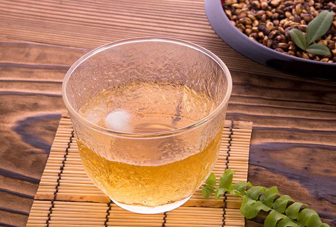 デトックス効果の高いお茶「はとむぎ茶」